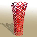 lattice column
