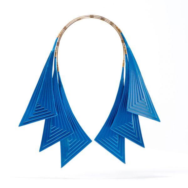 9.-triple-collar-teal